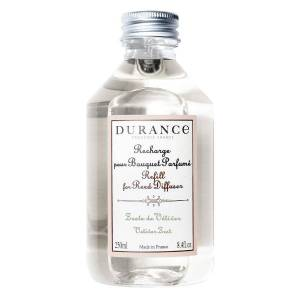 Durance Refill For Reed Diffuser Vetiver Zest 250 ml