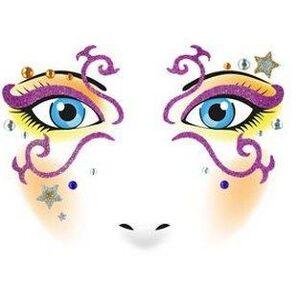 ART Herma stickers Face Art mystik  (1) 5st