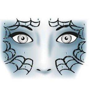 ART Herma stickers Face Art spindel (1) 5st