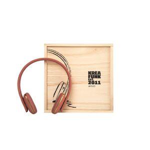 KREAFUNK Ahead - Soft Coral - Bt Headset - Bluetooth