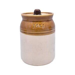 Strömshaga Keramikburk m. Lock Harriet Mellan
