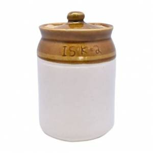 Strömshaga Keramikburk m. Lock Harriet Stor
