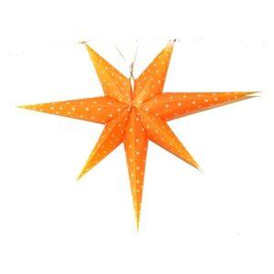 Bromma Kortförlag Adventsstjärna Orange