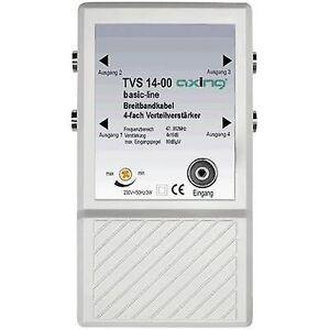 Axing TV 14 Multiband forsterker 10 dB