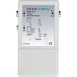Axing TV 9 Multiband forsterker TV, FM 10 dB