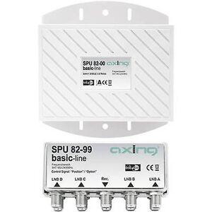 Axing SPU 82-00 DiSEqC bryter 4 (4 LØR/0 bakkenett) 2