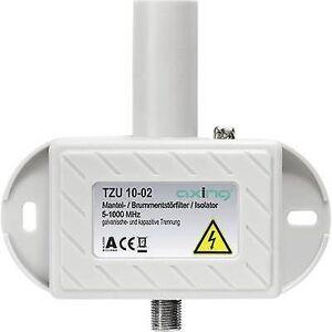 Axing TZU 10-02 skjede nåværende filter