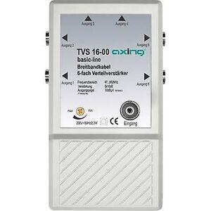 Axing TV 16 Multiband forsterker 10 dB