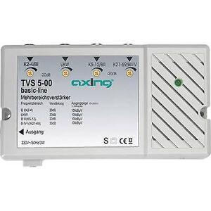 Axing TV 00500 Multiband forsterker FM 30 dB
