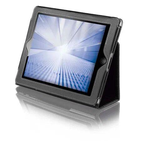 Multilaser Case e Suporte Multilaser para Ipad 10 Pol. 2 em 1 Preto - BO099 BO099