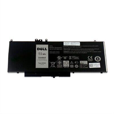 Dell Bateria de íon de lítio Dell de 4 células e 51 Wh