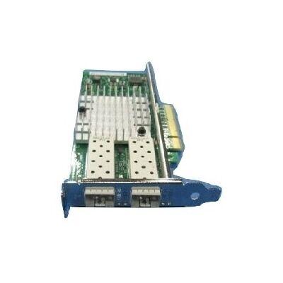 Dell PCIe Ethernet com adaptador do servidor de 10Gigabit SFP e porta dupla perfil baixo da Intel X520