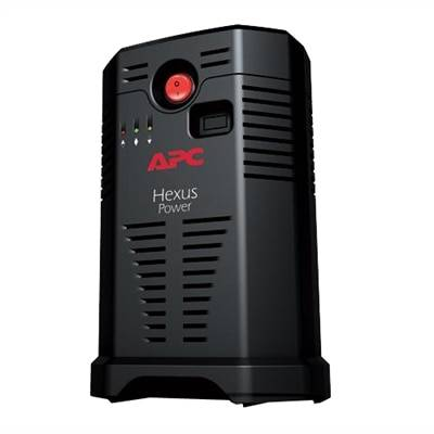 American Power Conversion APC Estabilizador Hexus Power 500-Watt Bivolt/115V