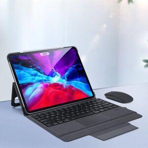 24hshop Näppäimistökotelo iPad Pro 12.9 2020 Musta