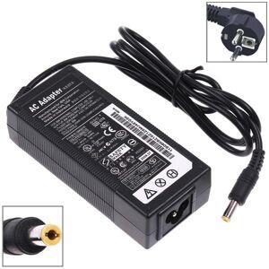 Lenovo EU Plug AC Adapter 20V 3.25A 65W for Lenovo Notebook, Output Tips: 5.5 x 2.5mm