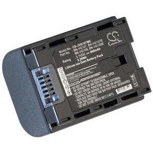 JVC GZ-E505B, 3.6(3.7V), 890 mAh