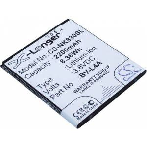 Microsoft Nokia Tesla, 3.8V, 2200 mAh