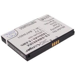 Alcatel 754S, 3.7V, 1800 mAh