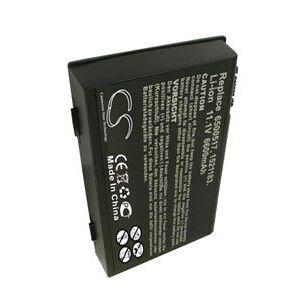 Gateway Solo 9500CX batteri (6600 mAh)