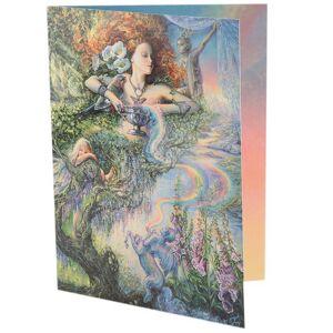 Fairytale Magic - Kort med Konvolutt
