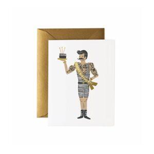 Parlebo Strongman Birthday - Kort