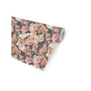 Presentpapper 38cmx165m Fleurs
