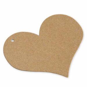 Etikett Kraft Hjärta 250/fp