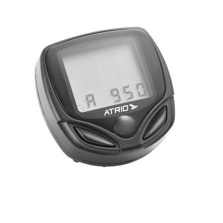 Atrio Esportes Ciclocomputador 15 Funções Atrio BI043 BI043