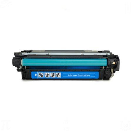 GreenBelt Toner para HP Laserjet M551dn   M551n   CE401A Cyan Compatível