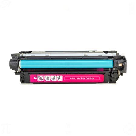 GreenBelt Toner para HP Laserjet M551dn   M551n   CE403A Magenta Compatível