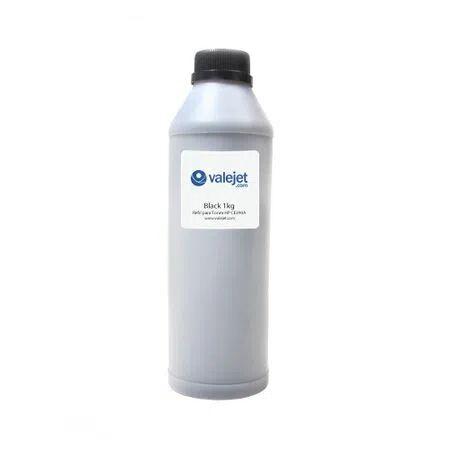 Valejet Refil de Toner para HP M602N   CE390A   90A   M603N Químico 1kg