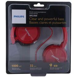 Philips Fone de Ouvido Auricular Philips SHL3060 VERMELHO