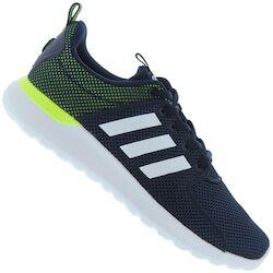 adidas Tênis adidas CF Lite Racer - Masculino - AZUL ESC/BRANCO