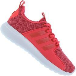 adidas Tênis adidas CF Lite Racer - Feminino - ROSA ESCURO