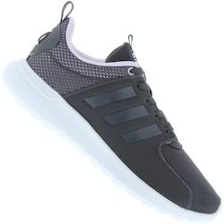 adidas Tênis adidas CF Lite Racer - Feminino - CINZA ESCURO