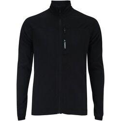 adidas Jaqueta de Frio Fleece adidas Tivid - Masculina - PRETO