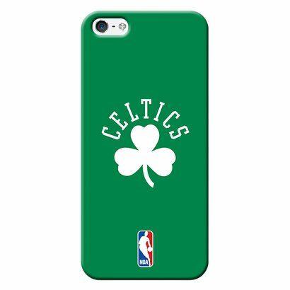 Capinha de Celular NBA - Iphone 5C - Boston Celtics - Unissex