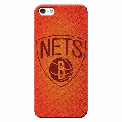 Capinha de Celular NBA - Iphone 5C - Brooklyn Nets - Unissex