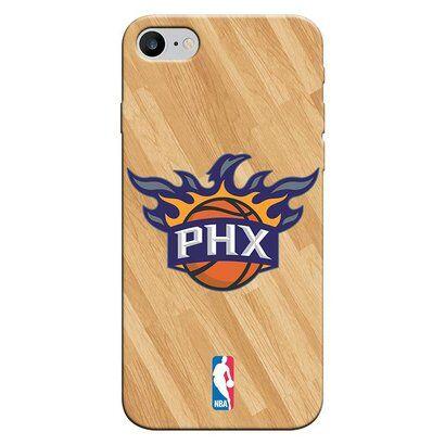 Capinha para Celular NBA - Apple iPhone 7 - New York Knicks - D22 - Unissex