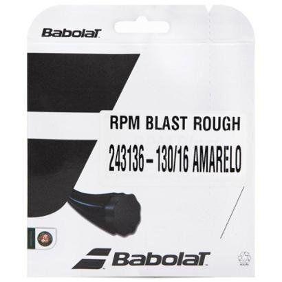 Corda Babolat RPM Blast Rough 16L 1.30mm - Set Individual - Unissex