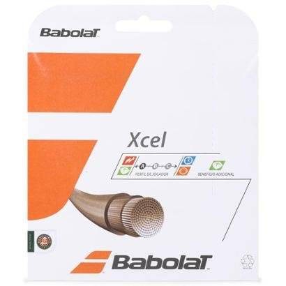 Corda Babolat Xcel 1.25 Set Individual - Unissex