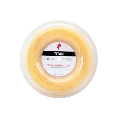 Corda Titan Tournament Nylon 15L 1.35mm Rolo c/ 200 Metros - Unissex