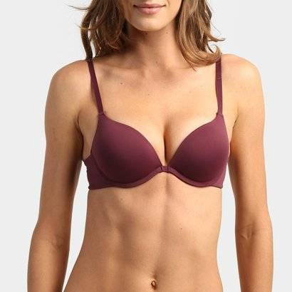 Sutiã Hope Push Up - Feminino-Roxo