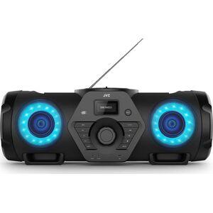 JVC Dab+ Bluetooth Boomblaster