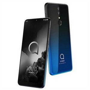 "Alcatel 3 Mobiltelefon - 5,94"" Display - 13mp - 32gb - Blå"