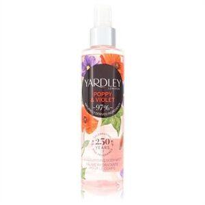Yardley Poppy & Violet by Yardley London - Body Mist 200 ml - til kvinder