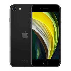 Apple iPhone SE 128GB - Black