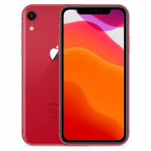 Apple iPhone XR 64GB Red Red refurbished