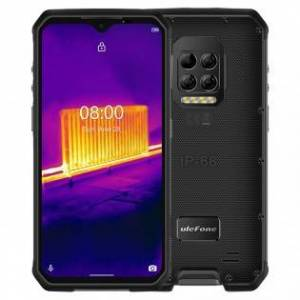 Ulefone Armor 9 IP68 puhelin FLIR-lämpökameralla