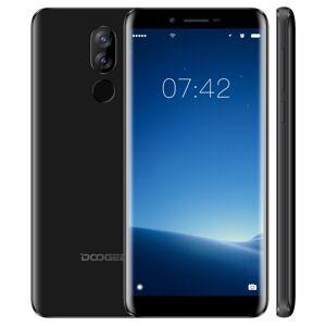Tarvike Doogee Dual Sim matkapuhelin (Musta)